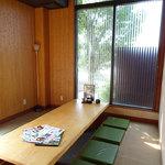 季の屋 - 奥座敷(個室)