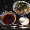 港屋2 - 料理写真:冷たい肉そば(¥1000)