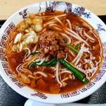 金山PA(上り)スナックコーナー - 料理写真:昇龍麺