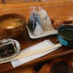 釜炊きおにぎり 筑波山 縁むすび - 常陸小田米セット