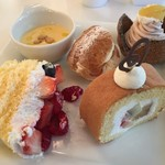 cafe West53rd - 4皿目(1人で)