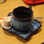 食後のコーヒー【2011/11/1*】