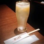 東方紅 - レモンサワー