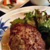 博多 あんくる - 料理写真:A4和牛入り、歯ごたえたっぷりプレミアムハンバーグステーキ!
