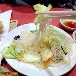 餃子天国 - 炒めビーフン
