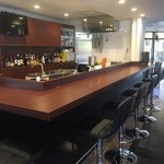 Dining Darts Bar Jolly - カウンター