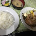 ホクシンケン食堂 - 料理写真: