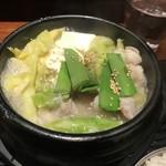 清水 KAKUREGA - 清水特製塩もつ鍋