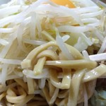 麺処 マゼル - スーパーソリッドな麺。