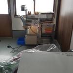 麺屋 から草 - 製麺機(2019年3月14日)