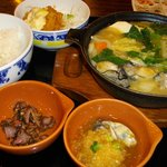 ガスト - 牡蠣づくし膳