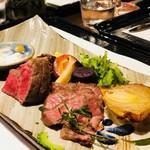 伊江牛ステーキコース