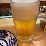 たけちゃん - 生ビール