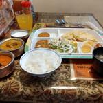 Dataru - カレーな朝食~☆
