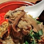 釣船茶屋 ざうお - [料理] 干し椎茸・卵・牛蒡 ひと口大 アップ♪w