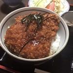 大野家 - ソースかつ丼