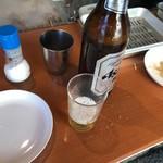 串かつ・どて焼 武田 - 瓶ビール