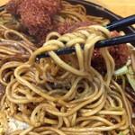 八幡のチャンポン - 麺リフト〜