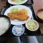 10371830 - チキンカツ定食