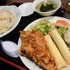 サウスヴィラ - 料理写真:上海炒飯定食980円