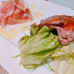熟成肉バル ハママツウッシーナ -