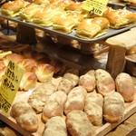 やまびこベーカリー - きな粉揚げパン