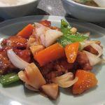 吉興 - メインのスーパイコは先輩の言う通り、台湾で食べた様な家庭的な味の美味しいスーパイコでしたよ。