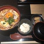 103717875 - 比内地鶏親子丼(ウェルダン)