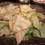 豚焼き田2DEN-due - アンチョビキャベツ