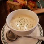 103722121 - ボロネギとポテトのスープ