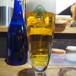 百足家 - 生ビールはハートランド