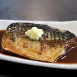 つるや - 料理写真:サバのみそ煮定食