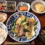 京都きん家 - 本日の定食
