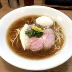 103728312 - 鴨だし醤油ラーメン(800円)+味玉(100円)