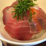 Shikisai - 海鮮丼 マグロ・サーモン