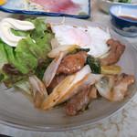 旅路食堂 - 料理写真: