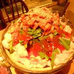 地酒・海鮮居酒屋 灯 - 鮮度抜群の和牛もつ鍋980円 ボリューム有!!