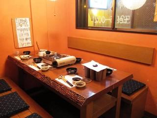 岡山料理 神田せとうち - ③テーブル席