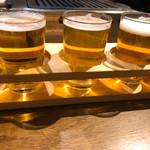 Kadoushijukuseiyakinikutokurafutobiru - クラフトビール3種