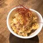 Kadoushijukuseiyakinikutokurafutobiru - ポテトサラダ