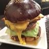 ハングリー ヘブン - 料理写真:ハングリーカレーバーガーベーコン&チーズ