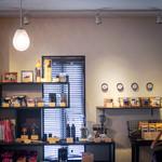 ジムランコーヒー - 店内