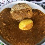 Indoresutoranarajin - カレーチャーハン