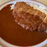 カレーハウスサンリオ - 料理写真:
