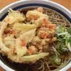 蕎麦一心たすけ - 料理写真:天ぷらそば¥420