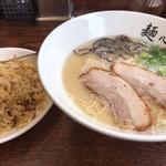 麺心 - 料理写真:ランチメニュー:チャーハンセット