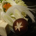 Kuu - 野菜です。