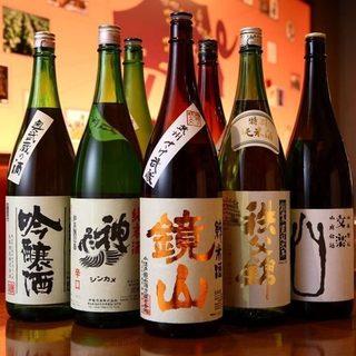 ■埼玉の地酒・日本酒へのこだわり