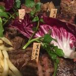 黒毛和牛専門店ステーキモンスター 日本橋黒桜 -