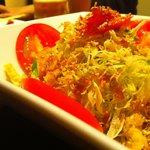 まちのカレー屋さん - 料理写真:サラダ